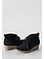 Women's Regular Wedged Suede Ankle Boots