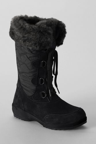Women's Regular Renata Laced Winter Boots