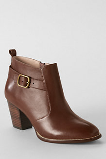 Women's Tory Buckle Ankle Boots