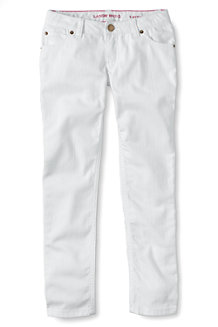 Girls' Vintage Pencil Leg Jeans