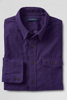Men's Traditional Cord Shirt