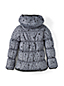 Little Girls' Patterned Insulated Puffer Jacket