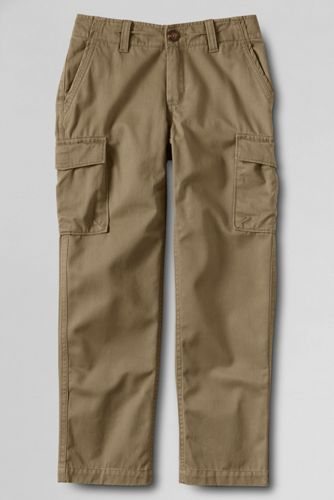 Little Boys' Iron Knee® Cadet Cargo Trousers