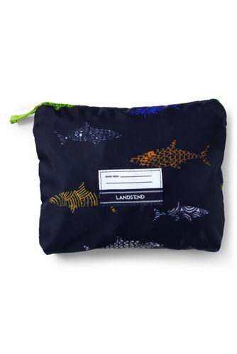 Boys' Camo Print Drawstring Gym Bag