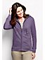 Women's Petite Hooded Sweatshirt