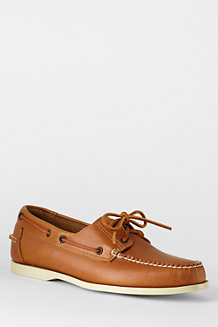 Men's Hand-sewn Boat Shoes