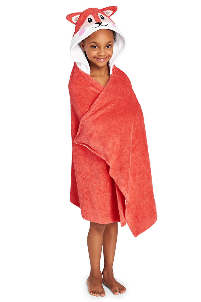 Kids Hooded Towel, Front