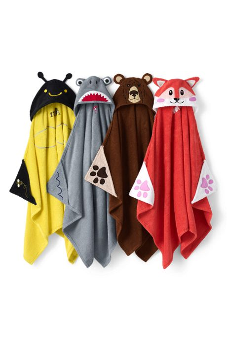 Kids Hooded Towel