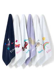 Kids Applique Towel