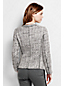 Women's Regular Long Sleeve Textured Jacket