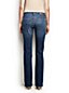 Women's Medium Wash Mid Rise Boot cut Jeans