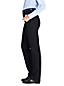 Women's Black High Waisted Jeans, Straight Leg