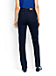Women's Dark Indigo High Waisted Jeans, Straight Leg