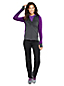 Women's Regular Hooded Ruched Workout Jacket