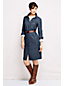 Women's Regular Denim Shirtdress