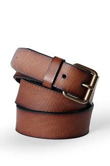 Vintage-Ledergürtel