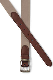 Men's Elastic Surcingle Belt, alternative image
