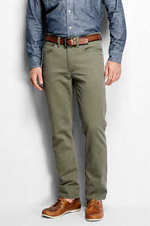 Men's Coloured Straight Fit Jeans