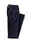 Indigo Wash Straight Jeans für Damen in Plusgröße