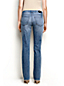 Women's Regular Mid Rise Straight Leg Jeans