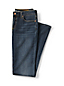 Women's Medium Wash Mid Rise Straight Leg Jeans