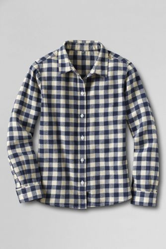 Little Girls' Flannel Shirt