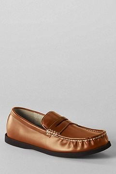 Leather Boat Shoes 446981