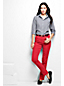Women's Regular Mid Rise Straight Leg Cords
