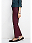 Women's Regular Low Rise Plain Slim Leg Chinos