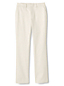 Le Chino Droit Stretch Uni Coupe 2, Femme Taille Standard