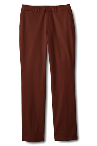 Women's Regular Mid Rise Straight Leg Chinos