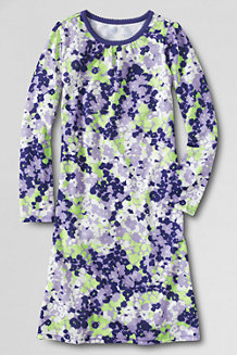 Girls' Long Sleeve Nightie