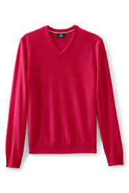 Mens Tall Fine Gauge Cashmere V Neck Sweater Cashmere Sweaters Mens