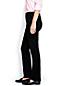 Le Jean Droit Stretch Noir Coupe 2, Femme Stature Standard