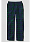Little Boys' Plaid Iron Knee® Cadet Trousers