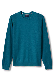 Le Pull Fine Maille Cachemire Col Rond Homme