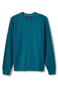 Men's Tall Fine Gauge Cashmere Crewneck Sweater