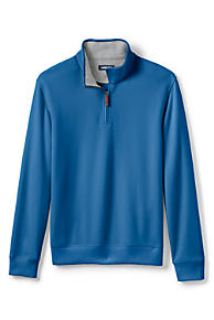 a09ce67c8d Men s Half-zip Turtleneck Blue Sweaters