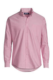 Men's Regular Long Sleeve Buttondown Oxford Shirt