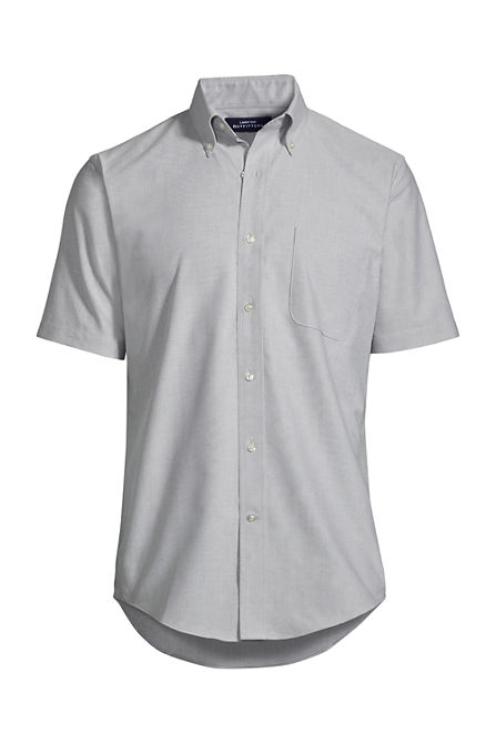Embroidered Work Shirts | Mens Company Casual Shirts