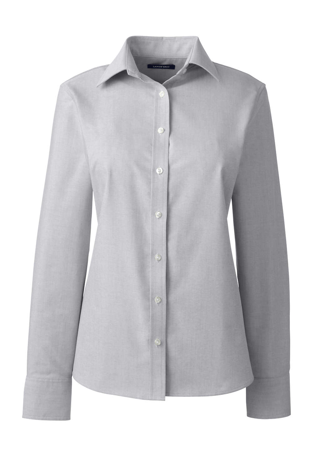 Womens Oxford Shirt From Lands End