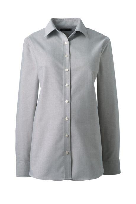 Maternity Long Sleeve Oxford Shirt