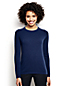Women's Classic Cashmere Long Sleeve Jumper