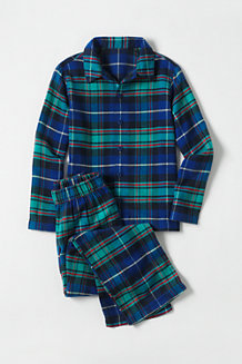 Boys' Flannel Pyjama Set