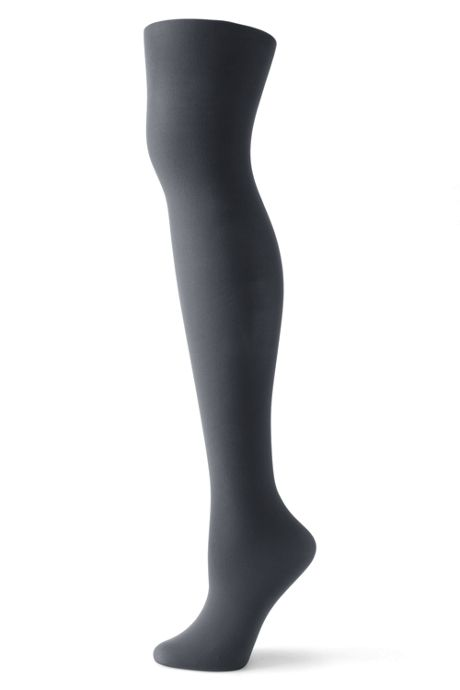 Women's Plus Size Opaque Tights