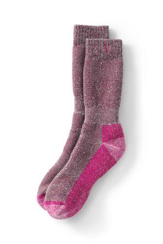 Women's Snow Pack Boot Socks