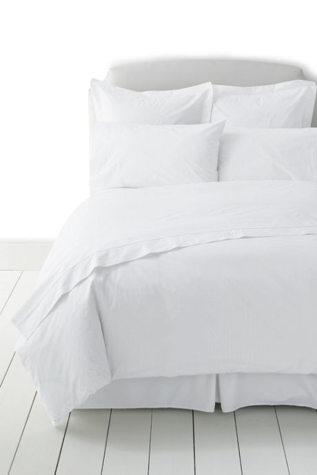 200 Percale Solid Pintuck Sheets