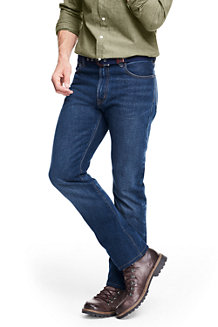 Men's Straight Fit Denim Jeans