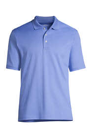 Men's Short Sleeve Hemmed Pima Polo Shirt