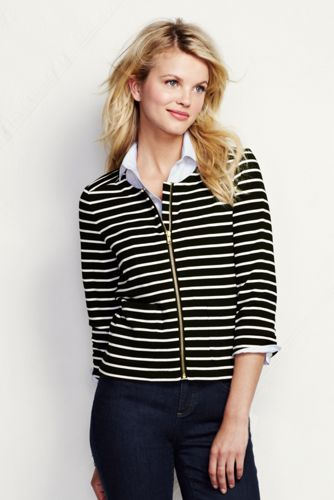 Women's Regular Ponte Jersey Jacket